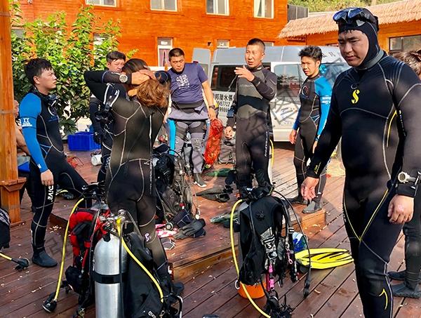 开放水域训练
