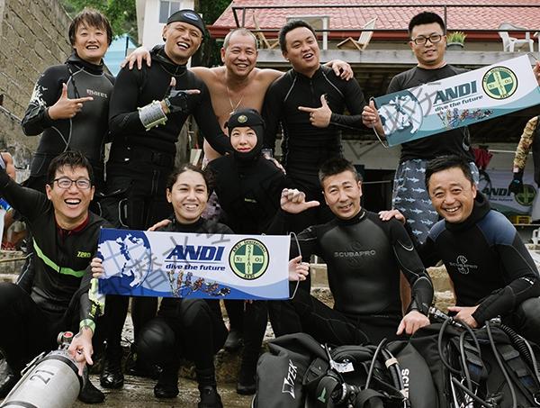 技术潜水培训