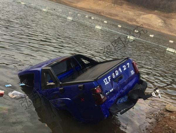 丹东潜水打捞车辆