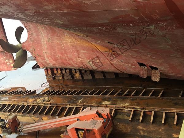 大连船体检测