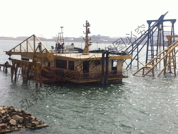 葫芦岛潜水打捞沉船