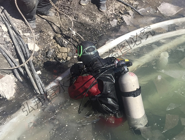 库伦潜水打捞水泵