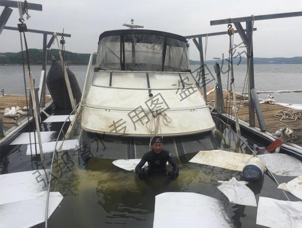 沈阳潜水打捞游艇