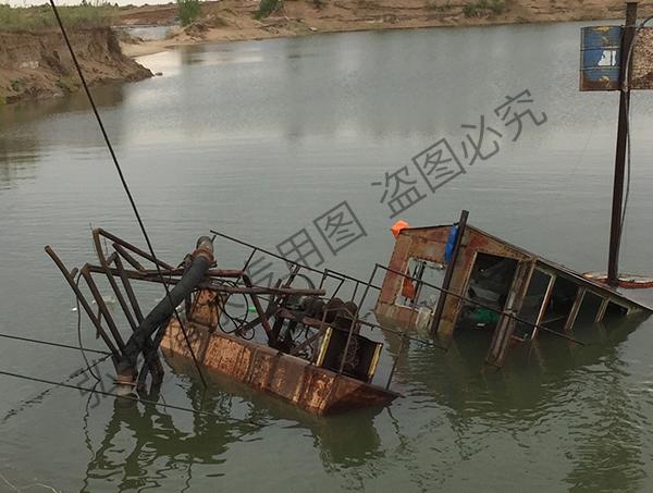通辽潜水打捞沉船