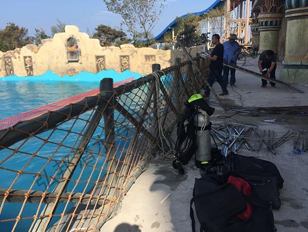 葫芦岛水下清理