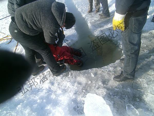 齐齐哈尔冰潜探测