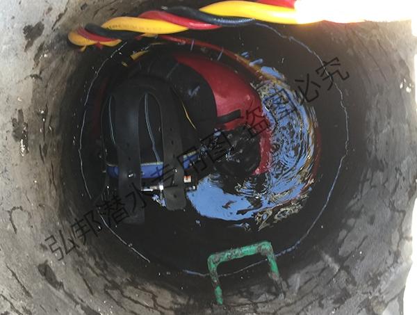 水下潜水堵漏