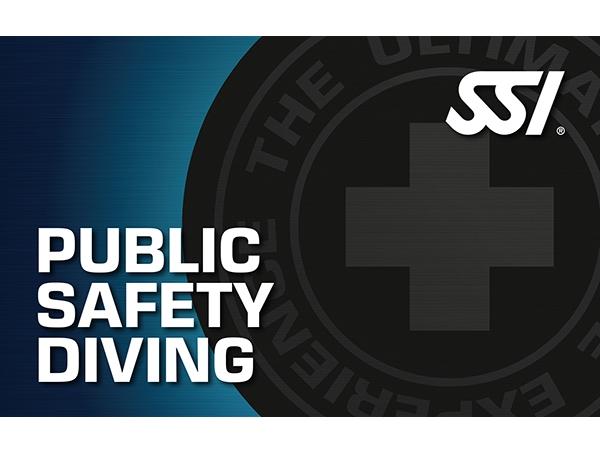 公共安全潜水员培训