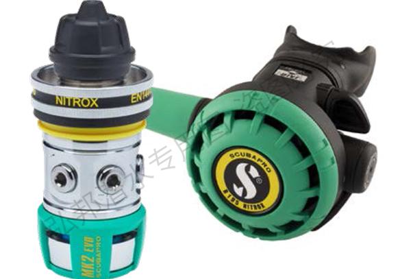 MK2 EVO/R195 NITROX调节器